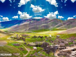 روستای داش آلتی شهرستان میاندوآّب