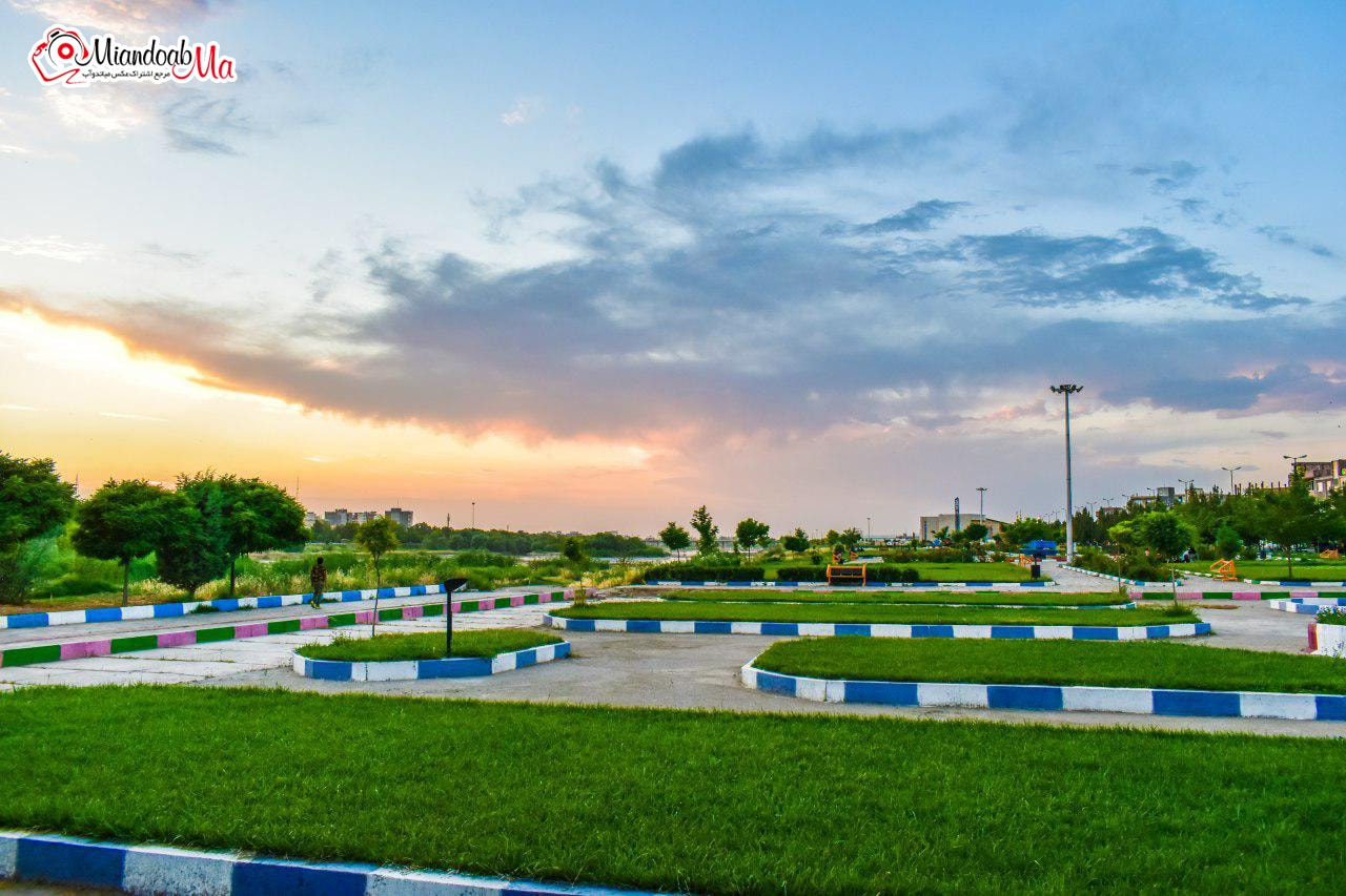 پارک آنا شهرستان میاندوآب