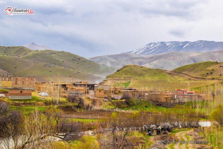 روستای یلکلو میاندوآب