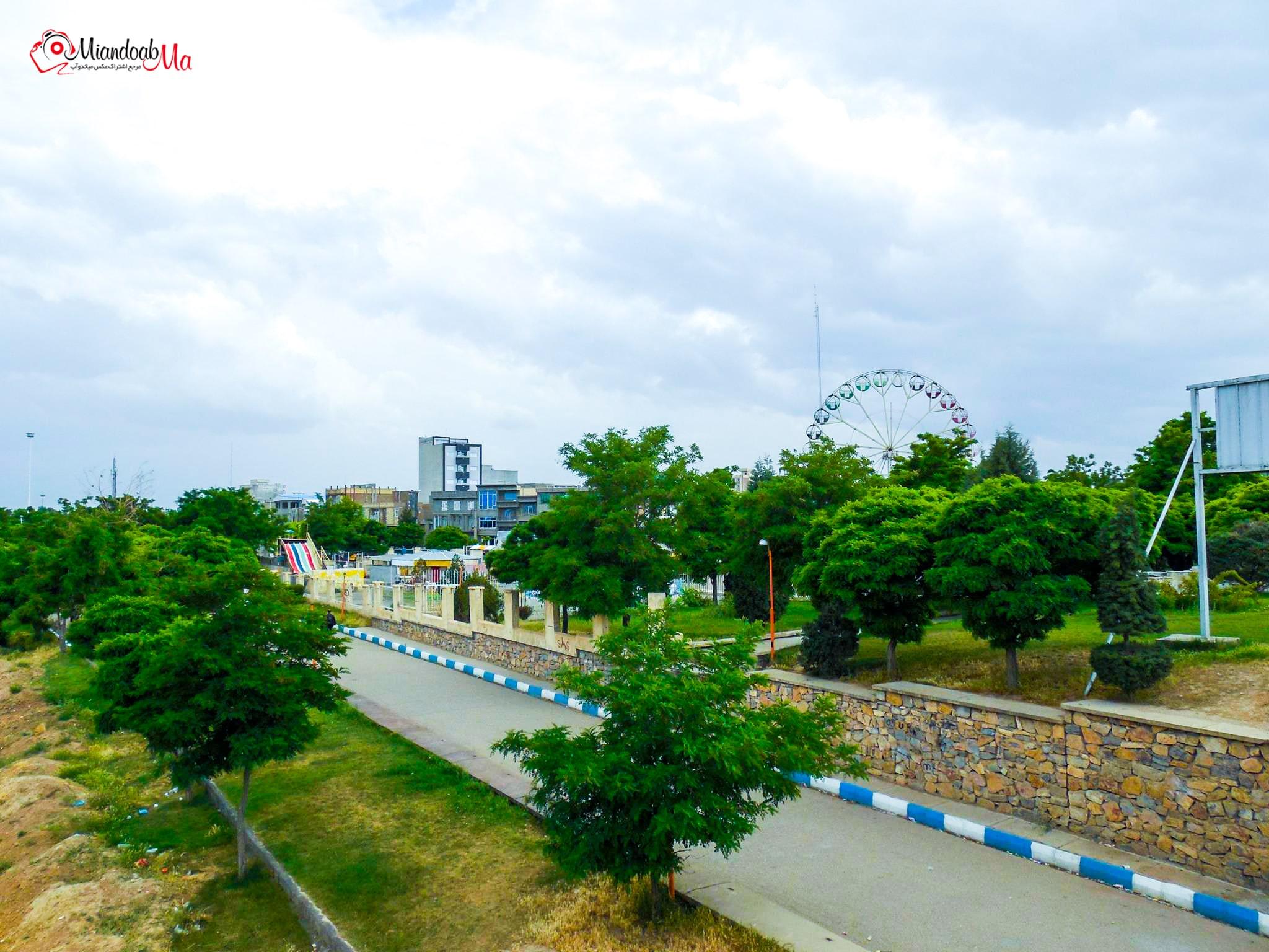 پارک ساحلی میاندوآب