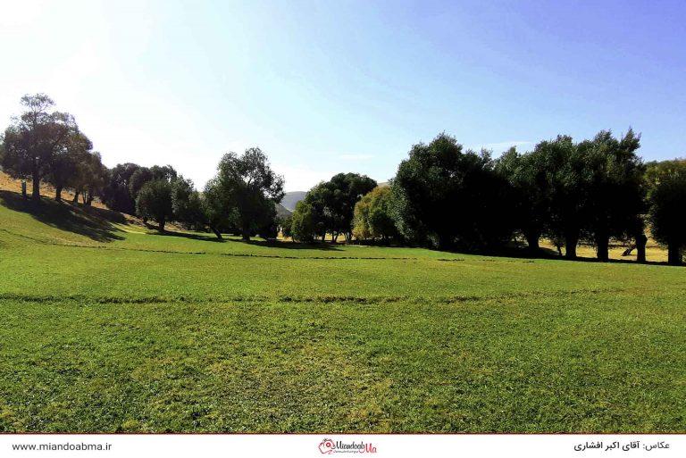 روستای اربط شهرستان میاندوآب
