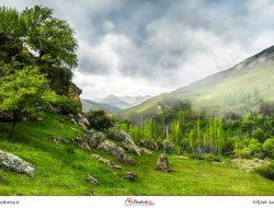 طبیعت حیدرباغی شهرستان میاندوآب